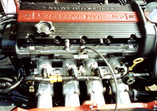 K Engine Page